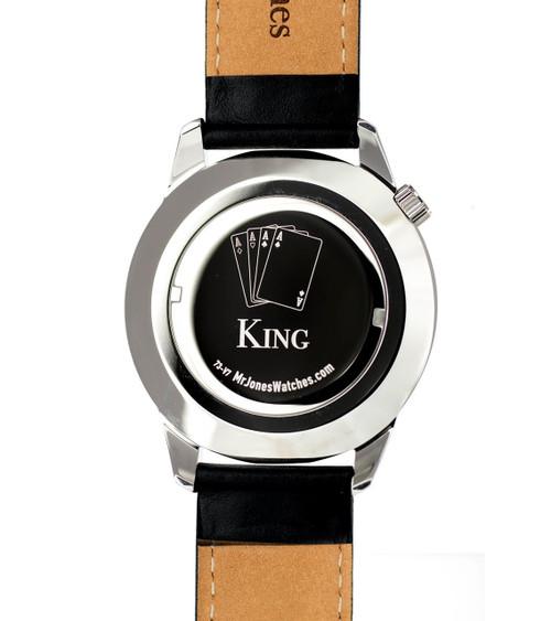 Mr. Jones King XL Jump Hour Automatic 45mm (73-X8)