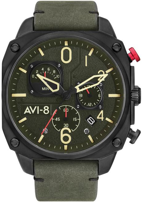 AVI-8 Hawker Hunter AV-4052-08 Green Black (AV-4052-08)