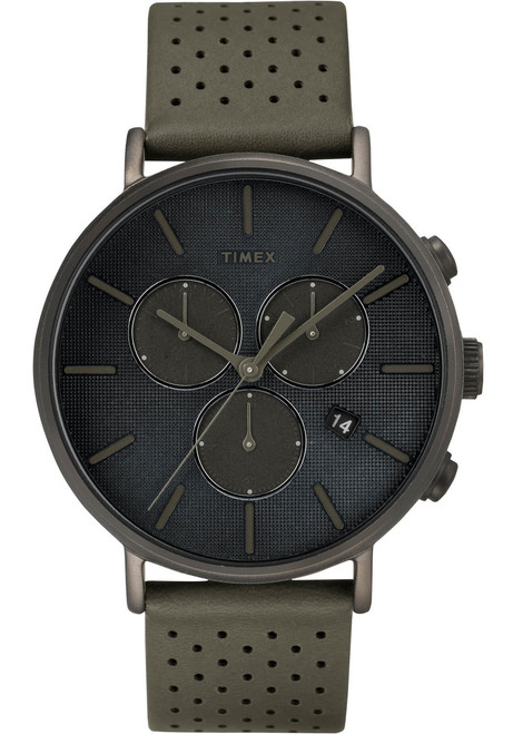 Timex Fairfield Supernova Chrono Gunmetal (TW2R97800)