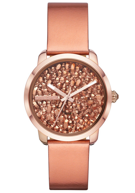 Diesel Flare Rocks Rose Gold (DZ5583)