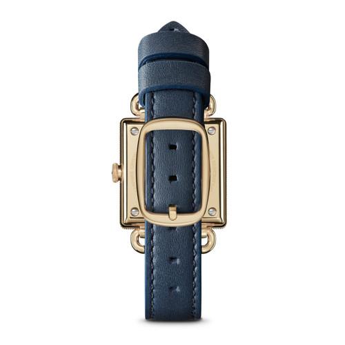 Shinola Cass 28mm Blue Gold (S0120109246)