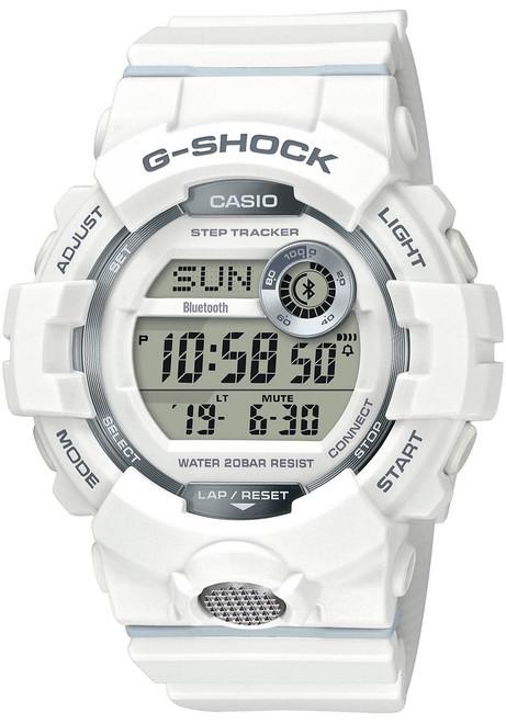 G-Shock GBD800 Bluetooth Activity Tracker White (GBD800-7)