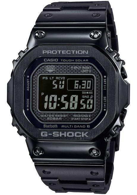 G-Shock GMWB5000 Full Metal All Black (GMWB5000GD-1)
