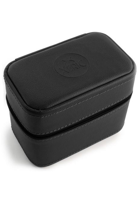 Xeric Two Watch Black Travel Case (XRC-TRVL-BLACK)