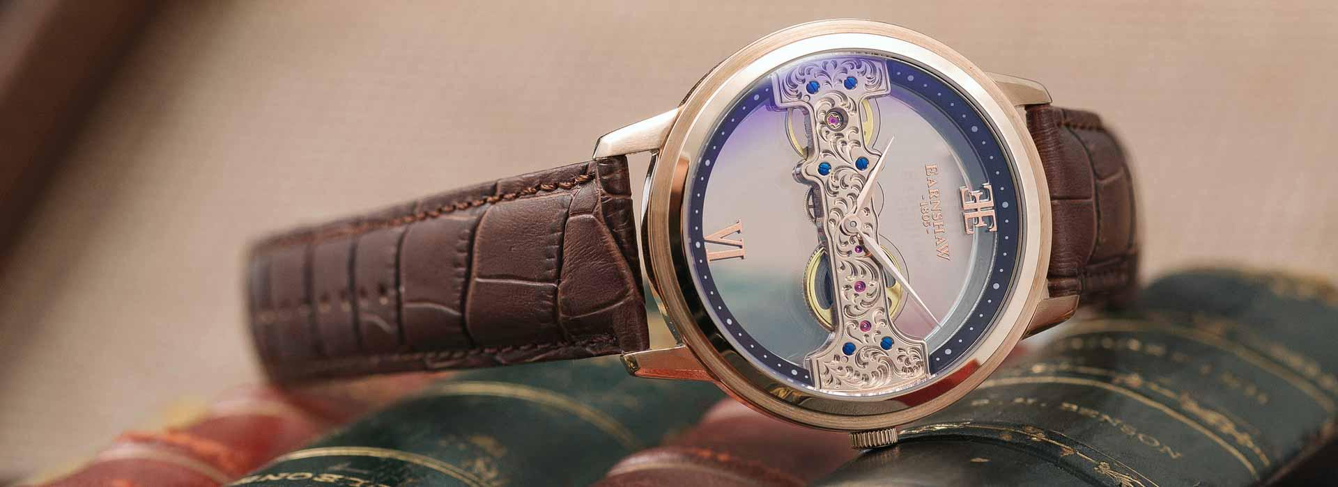 thomas earnshaw watches