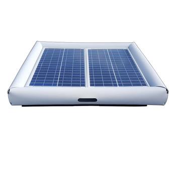 Savior Ionizer Generator Pool Spa Pond 60-watt Solar Powered Plus Controls 30000 Gallon Plus