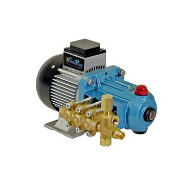 SunRay SIJ Pump Brushless Plunger Pump 3.1GPM 220PSI Brushless Motor