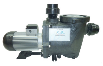 SunRay SolFlo Solar Variable Speed Pool Pump Sun Powered by SunRay