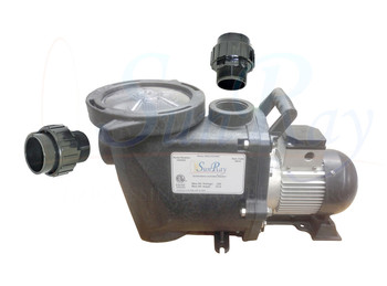 SunRay SolFlo2 Solar Variable Speed Pool Pump Sun Powered By SUNRAY