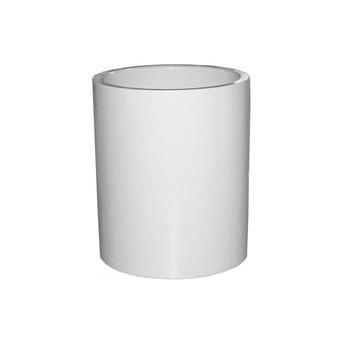 Natural Current 1-1/4 in. Spigot x Spigot PVC Pipe Fittings Connector Adaptors 25 per box