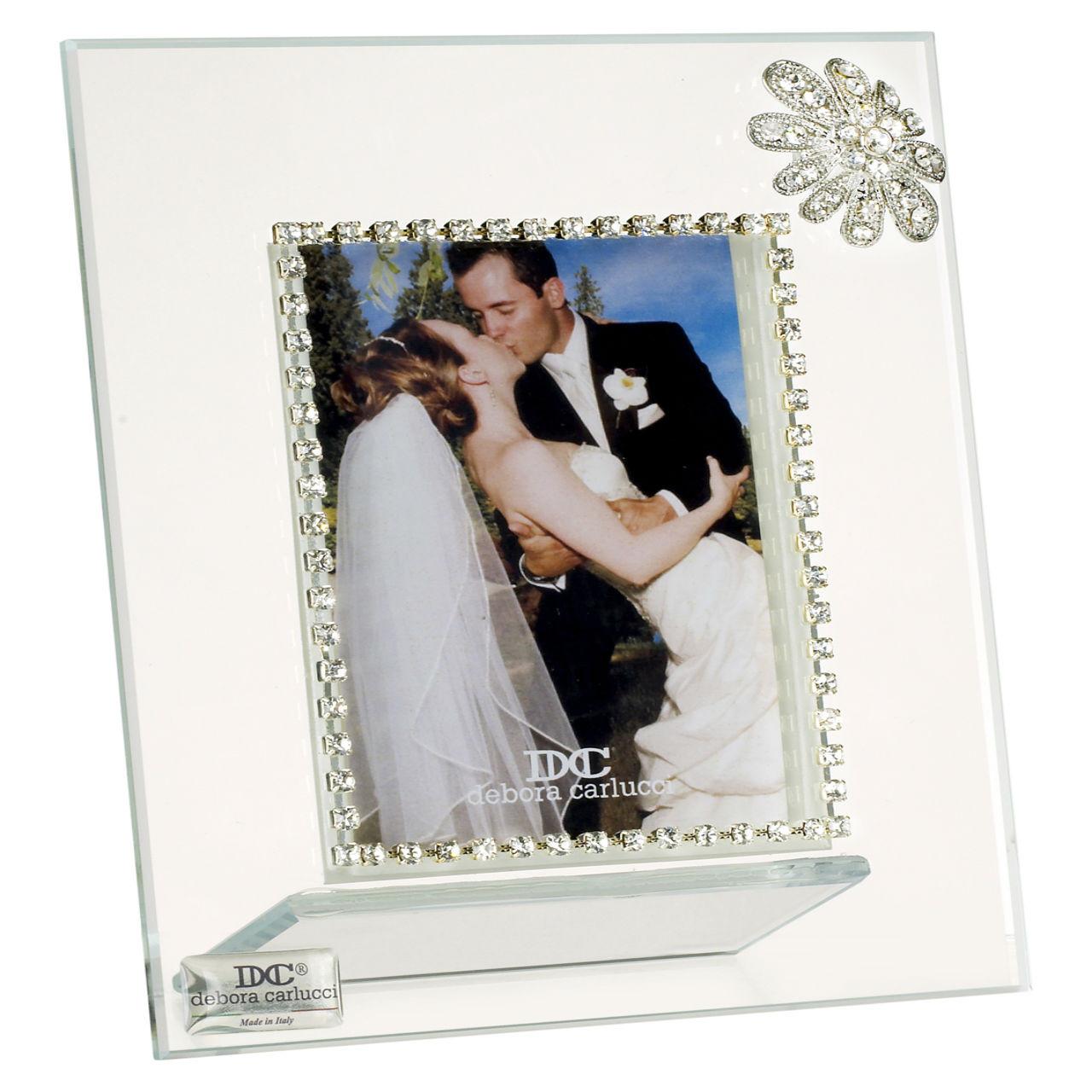 Italian Crystal Photo Frame Wedding Gifts I 5thavestore