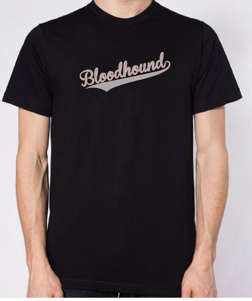 Righteous Hound - Unisex Varsity Bloodhound T-Shirt