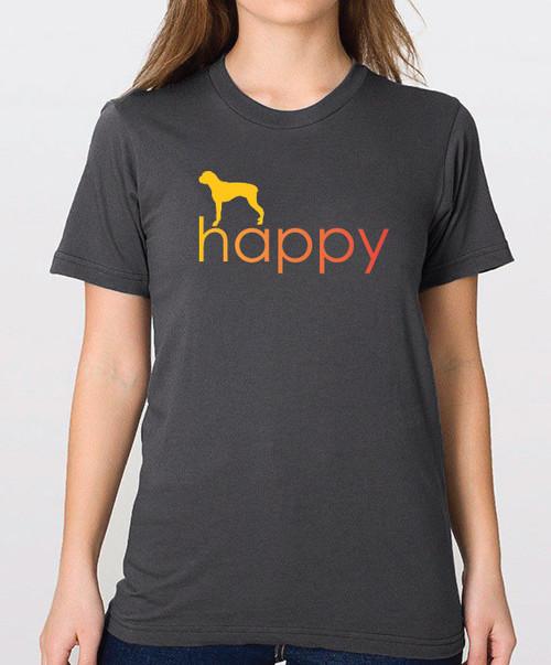 Righteous Hound - Unisex Happy Boxer T-Shirt