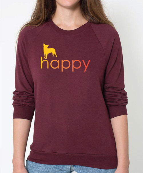 Righteous Hound - Unisex Happy Chihuahua Sweatshirt