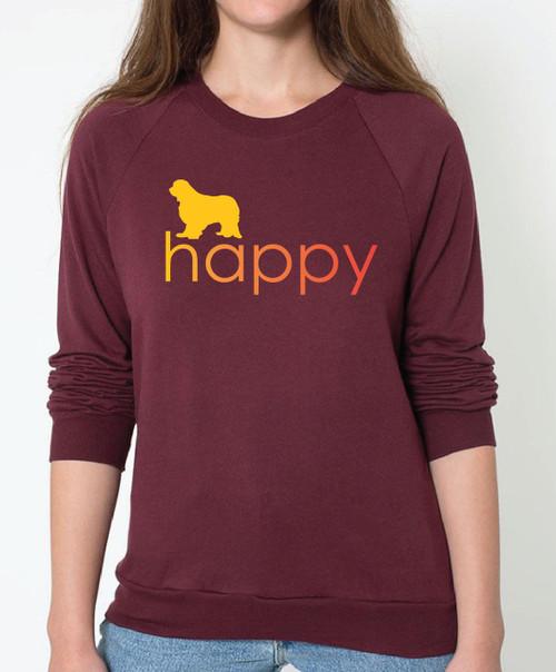 Righteous Hound - Unisex Happy Cavalier King Charles Spaniel Sweatshirt