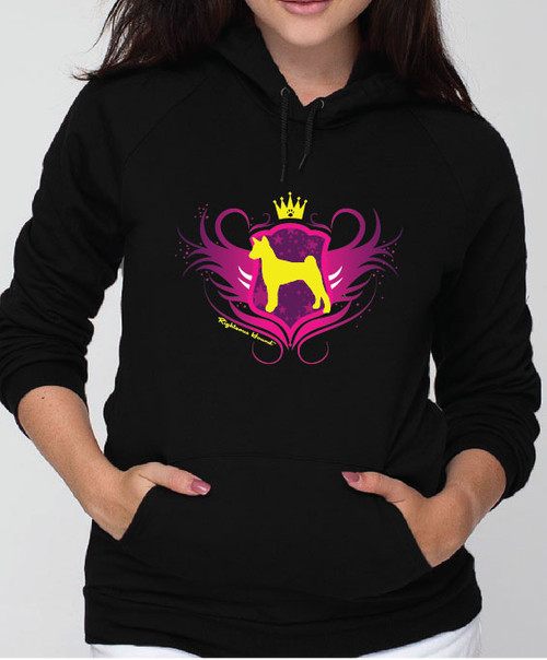 Righteous Hound - Unisex Noble Basenji Hoodie