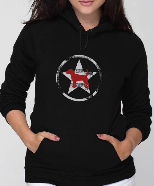Unisex Allstar Beagle Hoodie