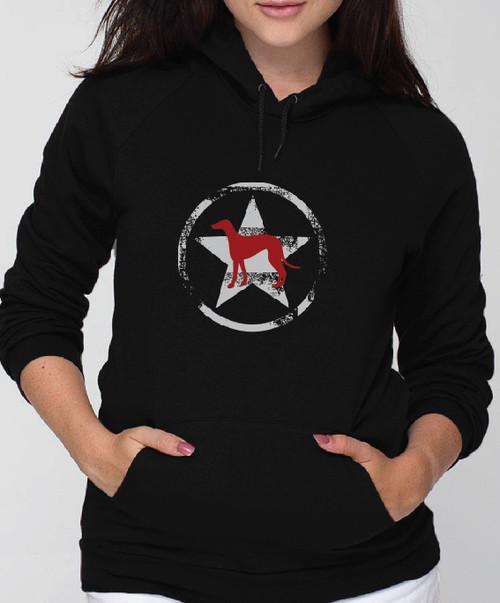 Unisex Allstar Greyhound Hoodie