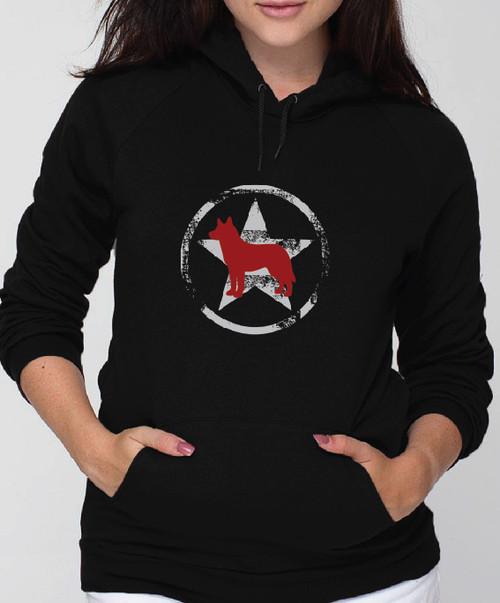 Unisex Allstar Husky Hoodie