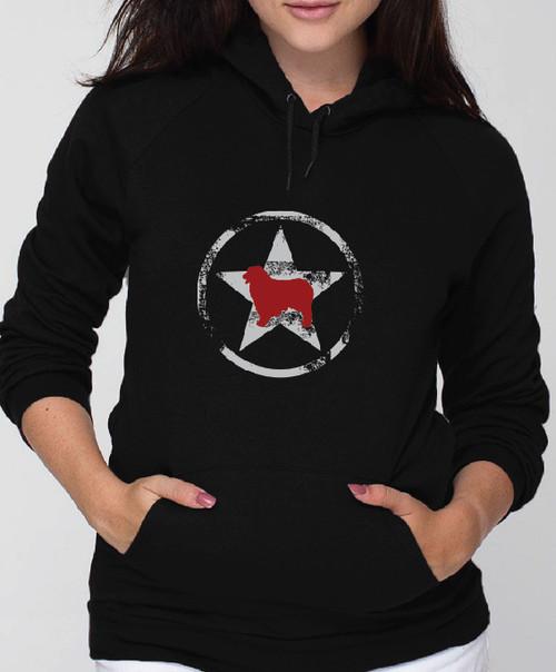 Unisex Allstar Australian Shepherd Hoodie
