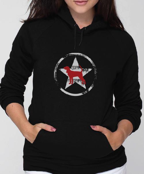 Unisex Allstar Coonhound Hoodie