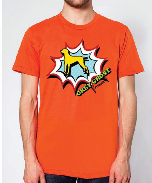Righteous Hound - Unisex Comic Weimaraner T-Shirt