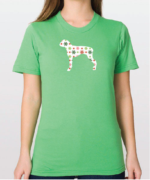Righteous Hound - Unisex Holiday Boxer T-Shirt