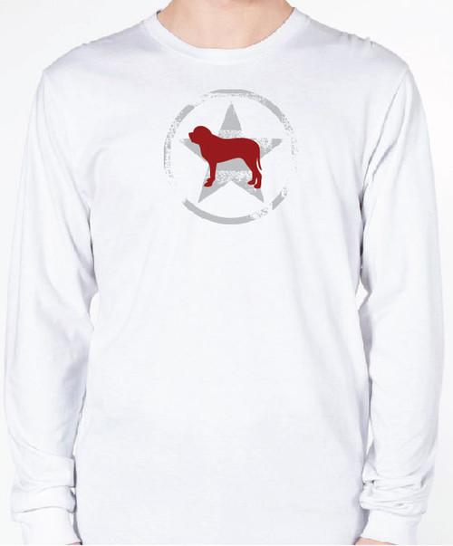 Unisex AllStar Mastiff Long Sleeve T-Shirt