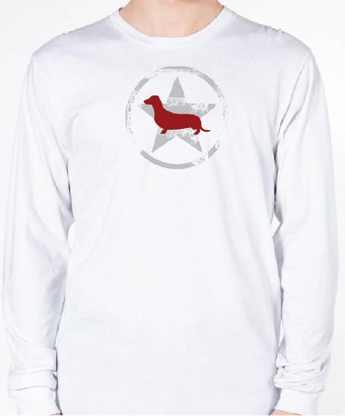 Unisex AllStar Dachshund Long Sleeve T-Shirt