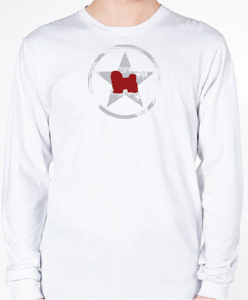 Unisex AllStar Havanese Long Sleeve T-Shirt