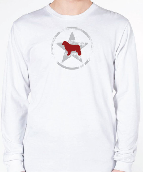 Unisex AllStar Newfoundland Long Sleeve T-Shirt