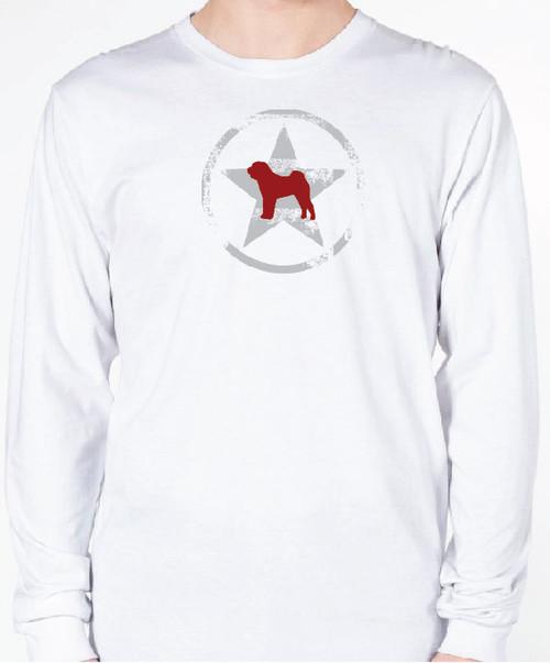Unisex AllStar Shar-Pei Long Sleeve T-Shirt