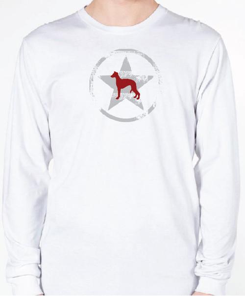 Unisex AllStar Whippet Long Sleeve T-Shirt