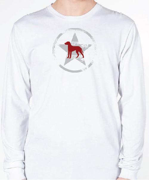 Unisex AllStar Dalmatian Long Sleeve T-Shirt