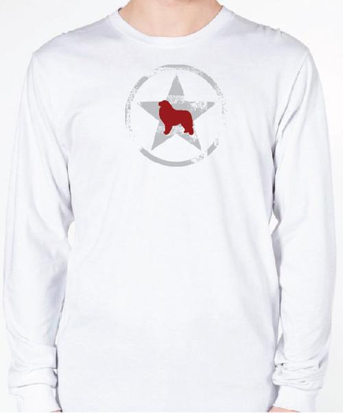 Unisex AllStar Great Pyrenees Long Sleeve T-Shirt
