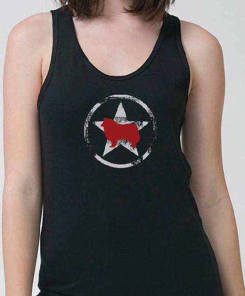 Unisex AllStar Collie Tank Top