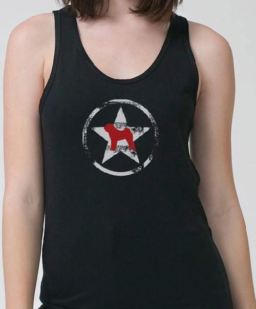 Unisex AllStar Shar-Pei Tank Top