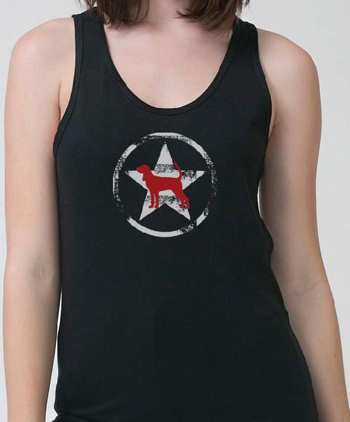 Unisex AllStar Coonhound Tank Top