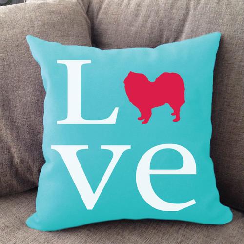 Samoyed Love Pillow