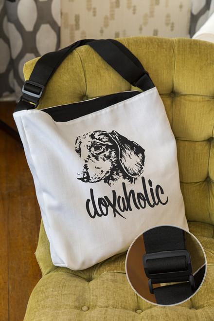 Doxaholic Adjustable Tote