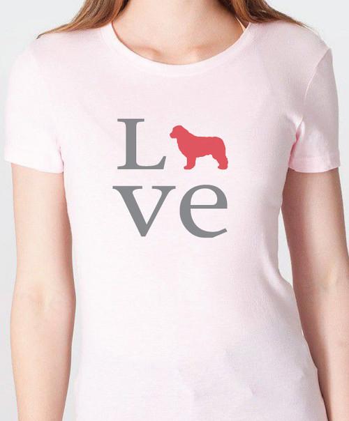 Unisex Love Newfoundland T-Shirt