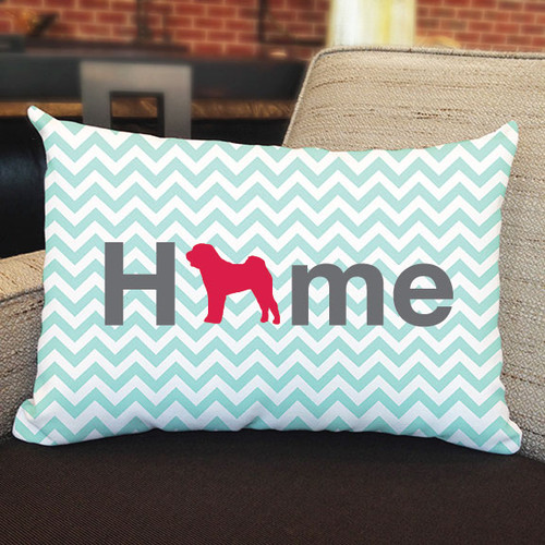 Righteous Hound - Home Shar-Pei Pillow