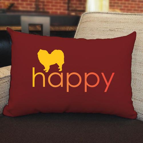 Righteous Hound - Happy Samoyed Pillow