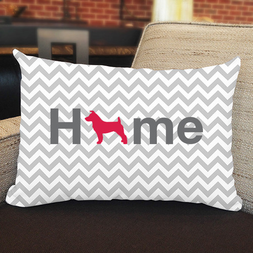 Jack Russell Home Pillow