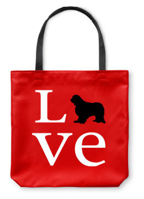 Righteous Hound - Love Cavalier King Charles Spaniel Tote Bag