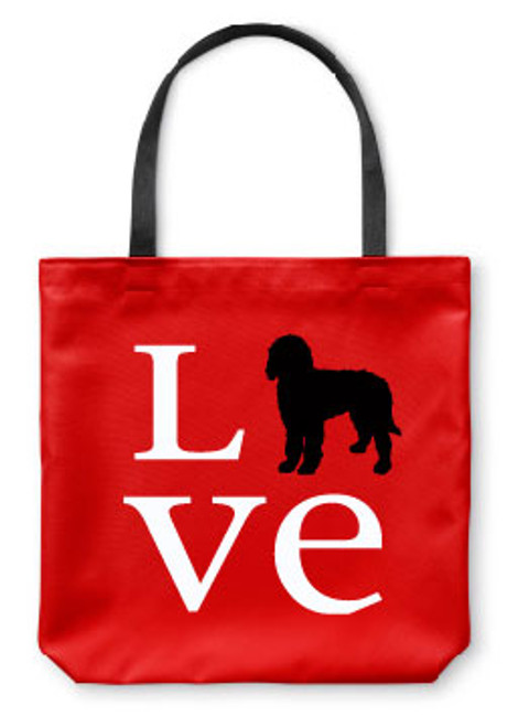 Righteous Hound - Love Goldendoodle Tote Bag