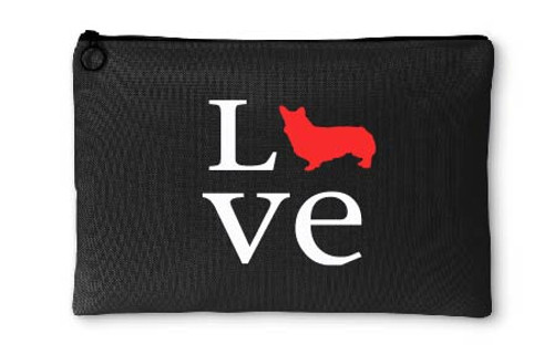 Corgi Love Accessory Pouch