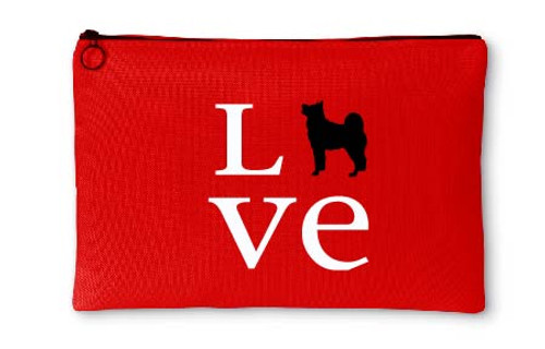 Righteous Hound - Love Akita Accessory Pouch