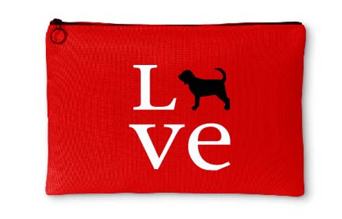 Righteous Hound - Love Bloodhound Accessory Pouch