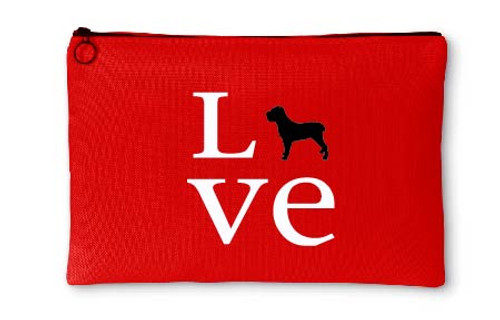 Righteous Hound - Love Cane Corso Accessory Pouch